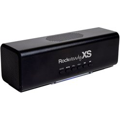 Haut-parleur Bluetooth portable Rocksteady de Killer Concepts (XS V1.0) - Noir mat - Killer Concepts