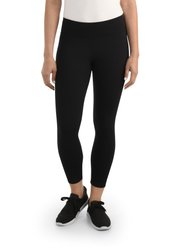 Leggings longs à ceinture large pour femmes - Seek No Further