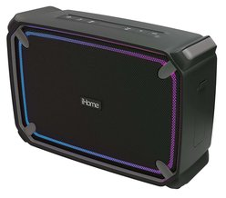 Haut-parleur Bluetooth rechargeable portable iHome iBT374 Weather Tough avec haut-parleur - iHome